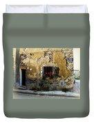 Corner House Duvet Cover