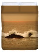 Corona Del Mar 4 Duvet Cover