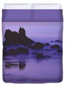 Corona Del Mar 5 Duvet Cover