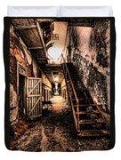 Corridor Creep Duvet Cover