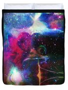 Cosmic Connection Duvet Cover