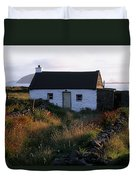 Cottage, Near Dunquin, Dingle Duvet Cover