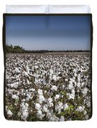 Cotton In Limestone County Duvet Cover