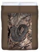 Cottonmouth Duvet Cover