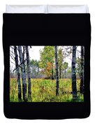 Country Autumn Duvet Cover