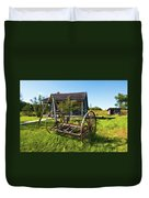 Country Classic Oil Duvet Cover