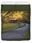 Country Lane - D007732 Duvet Cover