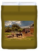 Country Life Duvet Cover