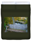 Country Setting Duvet Cover
