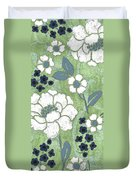 Country Spa Floral 2 Duvet Cover