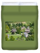 Country Village Duvet Cover