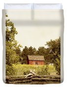 Countryside Duvet Cover by Margie Hurwich