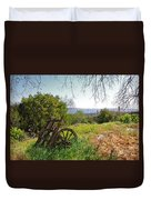 Countryside Wagon Duvet Cover