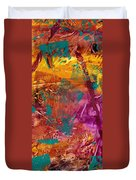 Courageous Journey II Duvet Cover