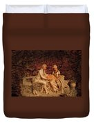 Courting Duvet Cover