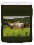 Coventry Barn Duvet Cover