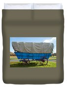 Covered Wagon Duvet Cover