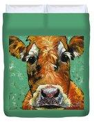 Cow 484 Duvet Cover