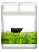 Cow Country Duvet Cover