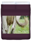 Cow Nips And Tail Duvet Cover