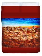 Coyotes Are Calling Duvet Cover