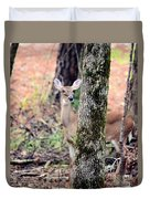 Creature Of The Forest Duvet Cover