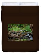 Creek End Duvet Cover