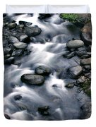 Creek Flow Panel 3 Duvet Cover