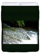 Creek Water Splash Duvet Cover
