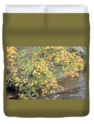 Creekside Gold 2012 Duvet Cover