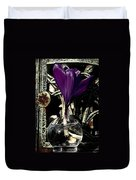 Crocus In A Bottle Number Two Duvet Cover