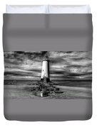 Crooked Lighthouse Duvet Cover