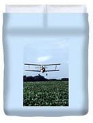 Crop Dusting Duvet Cover