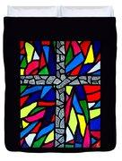 Cross No 9 Duvet Cover