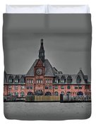 Crrnj Terminal Hdr Duvet Cover