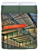 Crrnj Terminal Iv Duvet Cover