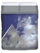 Crystal Cathedral 2 Duvet Cover