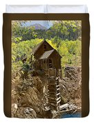 Crystal Mill 1 Duvet Cover