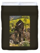 Crystal Mill 6 Duvet Cover