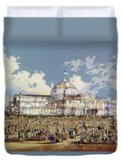 Crystal Palace New York Duvet Cover