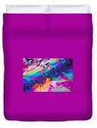 Crystal Tylenol Duvet Cover