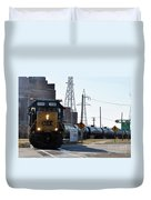Csx Train Duvet Cover