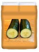 Cucumber Duvet Cover