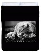 Cuddly Cat Duvet Cover