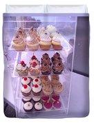 Cupcake Anyone Duvet Cover