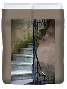 Curly Stairway Duvet Cover