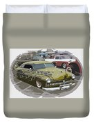 Custom Merc Duvet Cover by Steve McKinzie