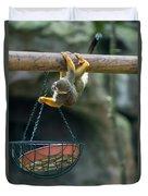 Cute Little Monkey Duvet Cover