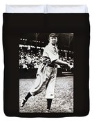 Cy Young (1867-1955) Duvet Cover