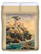 Cypress Tree Duvet Cover